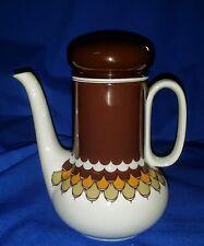 ARTICHOKE ~ ARTISCHOKE KIRUNA by THOMAS 60s Germany TEA COFFEE POT + LID Unused