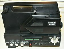 Chinon Sound Sp-330Mv Magnetic Super 8 Movie Projector Works Great WoW!