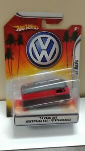 Hot Wheels '58 VW Panel Bus 1/43 Mint Carded