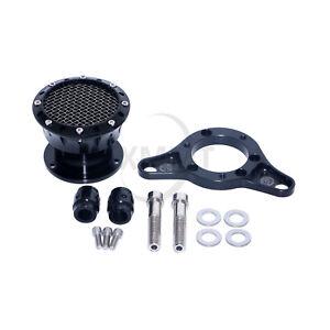Motor Aluminum Air Cleaner Intake Filter For Harley Sportster 883 Hugger XLH883