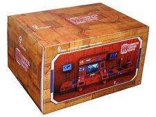 RARE iGear Transformers Computer Control Center IG-TF007 Arc Teletran 1 Diorama