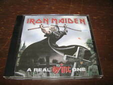 IRON MAIDEN -A REAL DYING ONE- ULTRA RARE CD  1990