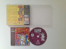 Super Puzzle Fighter II Turbo  (PAL, CI(B)) - Sony PlayStation 1 / PS1 / PSX