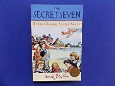 | @Oz |  THE SECRET SEVEN #8 : Three Cheers, Secret Seven By Enid Blyton 1996 SC