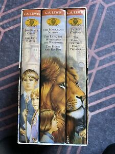 Boxed Book Set – The Complete Chronicles of Narnia – Hardback Set