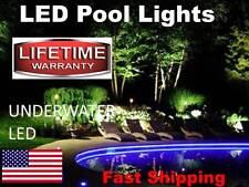LED Swimming POOL lights -- UNDERWATER Commercial Grade - Lifetime WARRANTY new