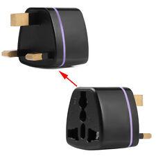 AU US America EU Europe to UK United Kingdom Power Adapter Plug Travel Converter