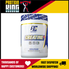RONNIE COLEMAN CREATINE XS 1KG MONOHYDRATE MUSCLE GAIN DYMATIZE BSC KING PURE