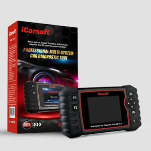 ICARSOFT MB V2.0 For MERCEDES BENZ SPRINTER SMART  DPF ABS SRS EPB SAS Scan Tool