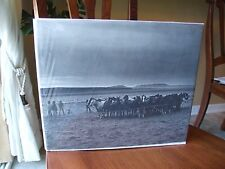 Limited After Barbed Wire: Cowboys of Our Time Photographs by Kurt Markus Signed