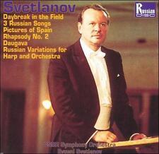 Svetlanov # Orchestral Works USSR SO  Svetlanov (Russian Disc) CD