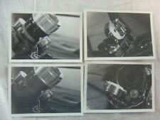 Unusual Vintage Photos Camera Parts in Still Life 819