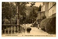 CPA 07 Ardèche Vals-les-Bains La terrasse du Grand Hôtel des Bains