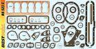 "Dodge/Plymouth 201 218 230 COPPER 1934-60 Full Gasket Set BEST  23 1/2"" head"