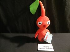 Red pikmin plush World of Nintendo Jakks Pacific