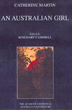 An Australian Girl by Rosemary Campbell, Catherine Martin, Margaret Allen...