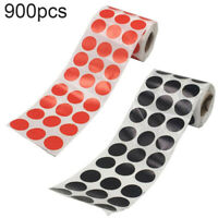 Sports Target Stickers Practice Shooting Splatter Paper Dots Adhesive 900x/roll