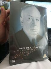 Alfred Hitchcock Signature Collection DVD R2 New and Sealed