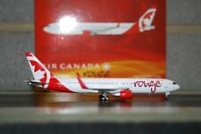Phoenix 1:400 Air Canada Rouge Boeing 767-300 C-FMWU (PH10955) Model Plane