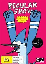 Regular Show (DVD, 2015) Brand New & Sealed Region 4 DVD - Free Postage Australi