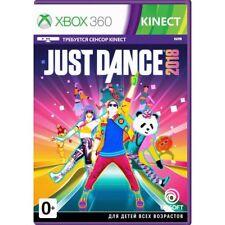 *NEW* Just Dance 2018 (Xbox 360, PAL, 2017) English, Russian