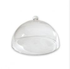 Cake Cover, Acrylic Dome Shape, 300mm Diameter
