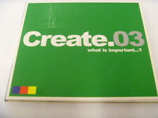 ATMOS CREATE 03 DIGIPAK RARE LIBRARY SOUNDS MUSIC CD