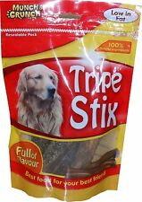 DOG TREATS TRIPE STIX  3 PACKS EACH 100G ALL 100% NATURAL INGREDIENTS