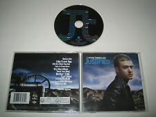 JUSTIN TIMBERLAKE/JUSTIFICADO(JIVE/82876 59853 2)CD ÁLBUM
