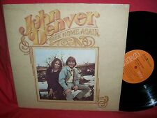JOHN DENVER Back home again LP 1974 USA MINT-