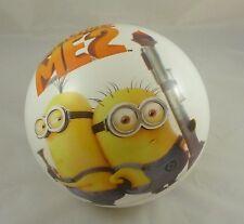 9 Inch Despicable Me 2 Play Ball - Minion Design + Gru Design On Reverse (BT186)
