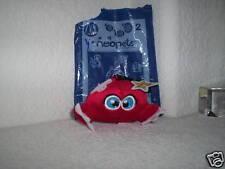 McDonalds Neopets Red Kiko Plushie MIB