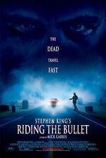 RIDING THE BULLET (2004) DVD - EX NOLEGGIO