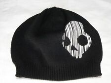 Skullcandy Vesta Beanie in Black with Logo NEW AUS STOCK Hat Winter Cold Warm