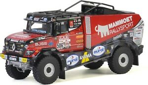 WSI 1:50 Mammoet Renault Sherpa Rallysport Dakar Truck 2019