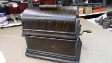 Edison Standard Model D Cylinder Phonograph MT-5207