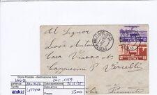 H0056 - ERITREA PER VEERCELLI - LETTERA POSTA MILITARE NR. 15 - CATALOGO 105€