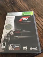 Forza 3 Ultimate Collection Xbox 360 Complete Nice Discs Works XG2