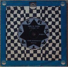 "JOTA DOMINGOS 1966 ""Samba Da Cegonha"" Bossa Nova Jazz 7"" BRAZIL 45 HEAR"