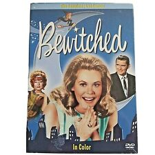 Bewitched - The Complete First Season DVD 4-Disc Set Colorized