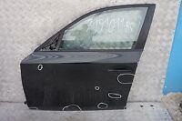 BMW 1 Lui E87 LCI Lato Porta Anteriore Sinistra Black Sapphire Metallizzato 475