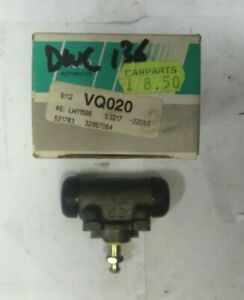 Wheel Cylinder fits a Ford Fiesta mark 1  VQ020 - (DW83)