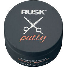Rusk Putty Texturize & Define Strong Hold Matte Finish 3.7 oz