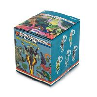 Kidrobot Transformers Vs G.I. Joe Blind Box Vinyl Figure Keychain NEW Toys