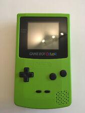 Game Boy Color -grün-