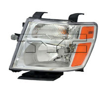 TYC Left Side Halogen Headlight for Nissan NV1500 NV2500 NV3500 2012-2018
