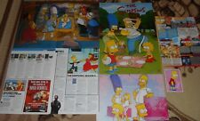 The Simpsons - Magazine Posters Clippings Collection