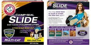 Arm & Hammer Slide Clumping Cat Litter, Non-Stop Odor Control, 14lb
