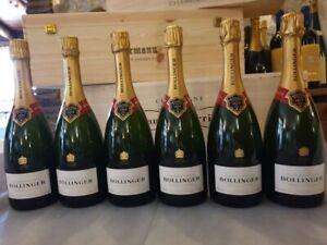 Champagne Bollinger Special Cuvée -- 6 Bottiglie (0,75 L)