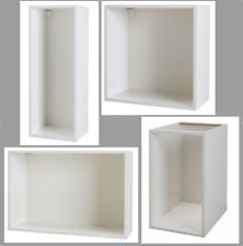 Ikea Akurum Cabinet Boxes- Upper & Lower (Base) boxes- Discontinued Rationell